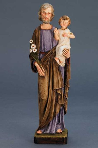 Teaching Your Children About St. Joseph the Worker and Husband