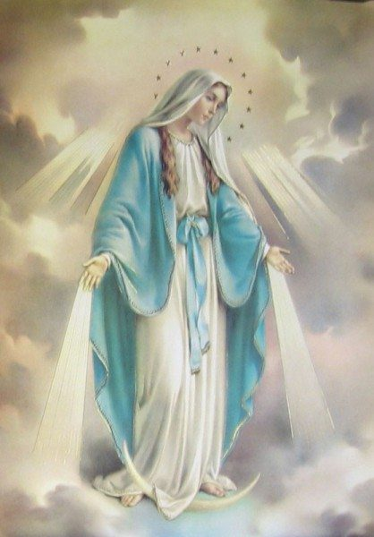 Feast of the Assumption of Mary, August 15th