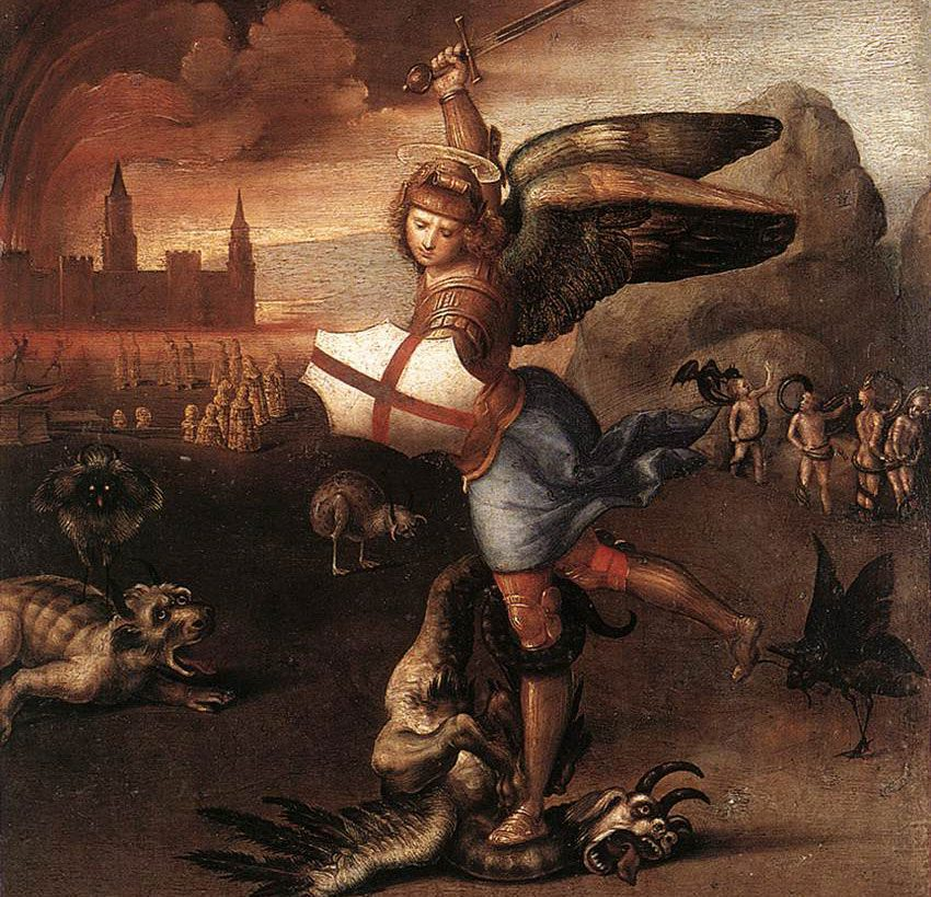 St. Michael the Archangel — Our Great Defender