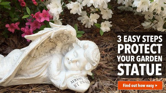 Weatherproofing Your Catholic Garden Statue