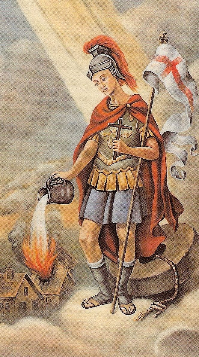 Saint Florian: How He Became Patron Saint of Firefighters
