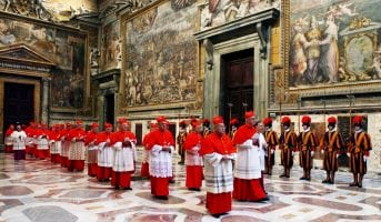 Role of the Papal Conclave; Electing a New Pope