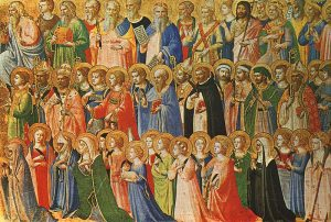 Catholic Traditions for All Saints Day