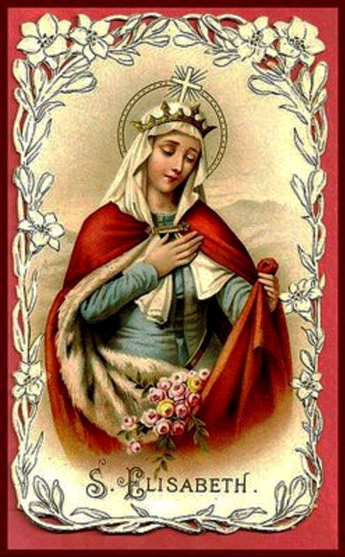 The Story of St. Elizabeth of Hungary