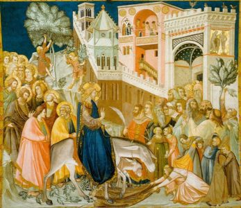 Catholics Celebrate Palm Sunday as the Path of Peace