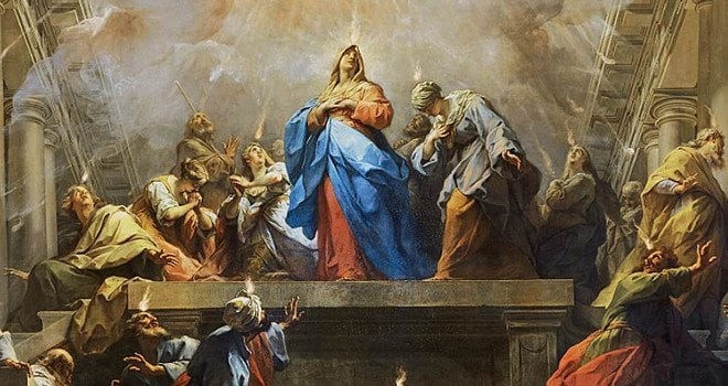 What is Pentecost Sunday?